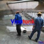 Bọc phủ composite chống ăn mòn công trình